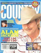 COUNTRY WEEKLY ~ September 28, 2004 ~ Alan Jackson