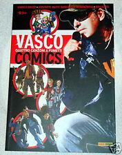 VASCO COMICS - QUATTRO CANZONI A FUMETTI