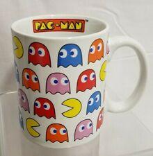Pac-Man Retro Coffee Mug Cup Ghost Gang Inky Blinky Pinky Clyde Bandai Namco