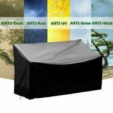 Heavy Duty Waterproof Rattan Outdoor Garden Furniture Dust UV Rain Seat Cover