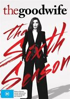 The Good Wife : Season 6 (DVD, 8-Disc Set) NEW