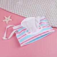 Outdoor travel baby newborn kids wet wipes bag towel box clean carrying case Tn