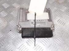 VOLKSWAGEN JETTA ENGINE ECU ONLY, PETROL, 1.4, CAVD CODE, 1B, 02/11-01/15 11 12