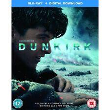Dunkirk Blu-ray Digital Download 2017 Fast Post 5051892205504