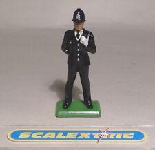 Vintage Policeman in Black Uniform (Diecast) SCALEXTRIC & AIRFIX SUITABLE 1.32 A