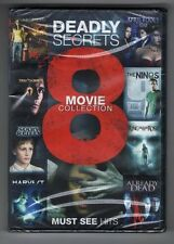 DEADLY SECRETS 8 EIGHT MOVIE COLLECTION new dvd MARY REILLY + THE MESSENGERS + 6