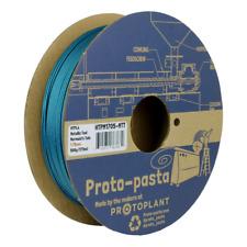 Proto-Pasta Metallic HTPLA Mermaid's Teal 3D Printing Filament 1.75mm 500g