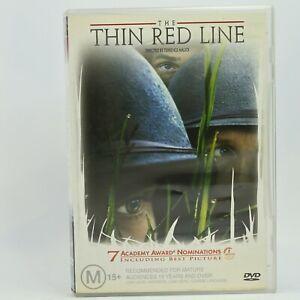 The Thin Red Line Adrien Brody Sean Penn George Clooney DVD GC
