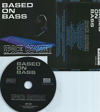 BASED ON BASS-SPACE ODYSSEY-SWITZERLAND-HYPERSOUND RECORDS HYPS 71037-CD-NEW-