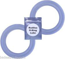 """Waterway Oem 711-4050, 1.5"""" Union Gasket with Rib, Pack of 2 with Lube"""