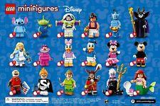 Lego 71012 Disney Minifigur Minifig #17 Ursula Neu und ungeöffnet New//Sealed