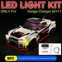LED Light  Kit ONLY FOR LEGO 76896 Speed Champions For Nissan  *