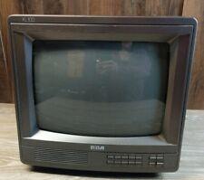 Vintage RCA XL 100 X13133WN Wood Grain Broadcast CRT Television 1989