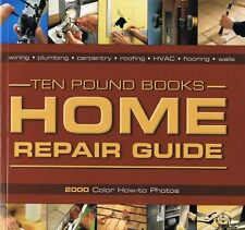 Home Repair Guide: 2000 Color How-To Photos