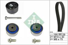 Zahnriemensatz für Riementrieb INA 530 0475 10