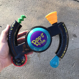 BOP-IT EXTREME 1998 Hasbro Electronic Handheld Game TESTED!!!