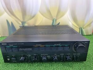 Denon PMA-757 Stereo Integrated Amplifier - Phono Stage - Pre-Main Amplifier