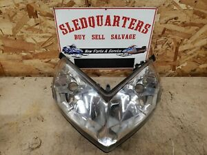 2012 Polaris Switchback Assault Headlight Assembly OEM 2411017