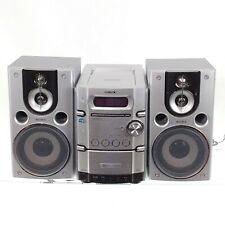 Sony CMT-HPX9 Micro Bookshelf Hi-Fi Component System MP3 5 Disc CD AM/FM