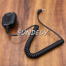 1 Pin Hand Handheld Shoulder Mic Speaker Motorola Talkabout 2 Two Way Radio