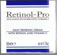 NIB Retinol-Pro Advanced Regenerating Formula Daily Renewal Cream 1.7 oz / 50 ml