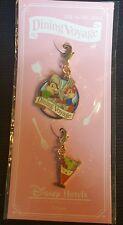Japan Tokyo Disneyland Tdl Dining Voyage - Chip Dale Parfait Pin Lanyard Charms