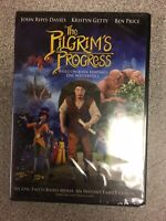 The Pilgrim's Progress (DVD, 2019)