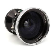Linhof - Weitwinkel Technikon 4X5 58mm F5.6 Manual Focus Large Format Lens