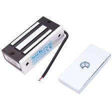 12V Electromagnetic Magnetic Door Lock 60KG Holding Force Access Control Ssytem