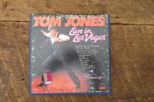 Tom Jones Live in Las Vegas at the Flamingo Reel to Reel Tape