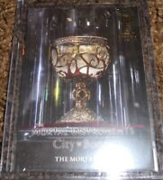 Mortal Instruments Gold Stamped Box Loader Character Trading Card #16 Cup