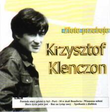 KRZYSZTOF KLENCZON - ZŁOTE PRZEBOJE - CD