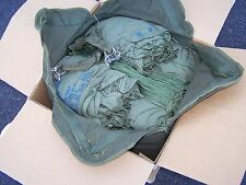 Parachute Cargo Canopy 34 Ft G14 Military All Cut Lines f Tent Solar Cover Shade