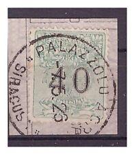 SEGNATASSE PER VAGLIA 1924 - CENT.  40  SU FRAMMENTO