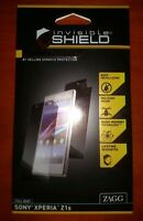 ZAGG Sony Xperia Z1S Invisible Shield Dry Full Body Screen Protector Film OEM