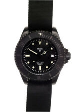 MWC 300m /1000ft Water Resistant Covert PVD Steel Military Divers Watch (Quartz)