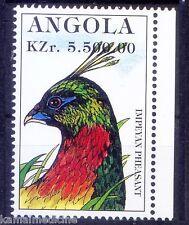 Angola MNH, Birds, Impeyan Pheasant, Himalayan monal   - H78