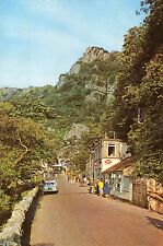 postcard  Somerset  Entrance to the Gorge Cheddar unposted  PT6409