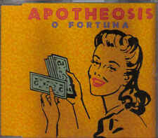 Apotheosis- O Fortuna cd maxi single