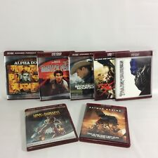 HD DVD Lot of 7 Army of Darkness Transformers 300 Batman Alpha Dog Dantes Peak