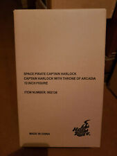 Hot Toys MMS223 Space Pirate Captain Harlock & Throne Of Arcadia