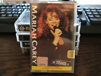 MARIAH CAREY UNPLUGGED MADE IN BULGARIA 1992 CASSETTE TAPE Bulgarian Edition New