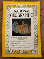 National Geographic January 1961 Vol. 119 No. 1. Inside The White House.