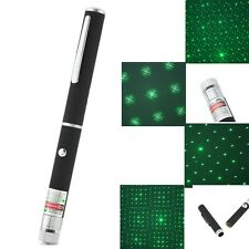 Powerful Green Color Laser Pointer Pen Beam Light 1mW Lazer Power 532nm