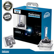 DUO-SET SEITRONIC D1S 6000K STANDARD EDITION Xenon Brenner Lampe Scheinwerfer 6-