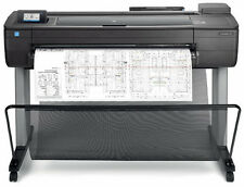 "HP Designjet T730 36""  Wide-Format Printer  F9A29A - FREE PAPER"