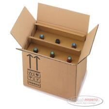 82611825a8 Scatole per bottiglie per imballaggio e spedizione   Acquisti Online ...