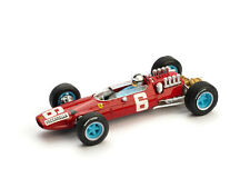 F1 1/43 Ferrari 158 Vaccarella Italian GP 1965 Brumm R296-ch