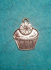 Pendant Cupcake Charm Baking Charm Food Charm Baker Charm Cooking Charm Cake