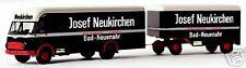 BREKINA HO - # 57209 - MB LP 322 with trailer, J.N.